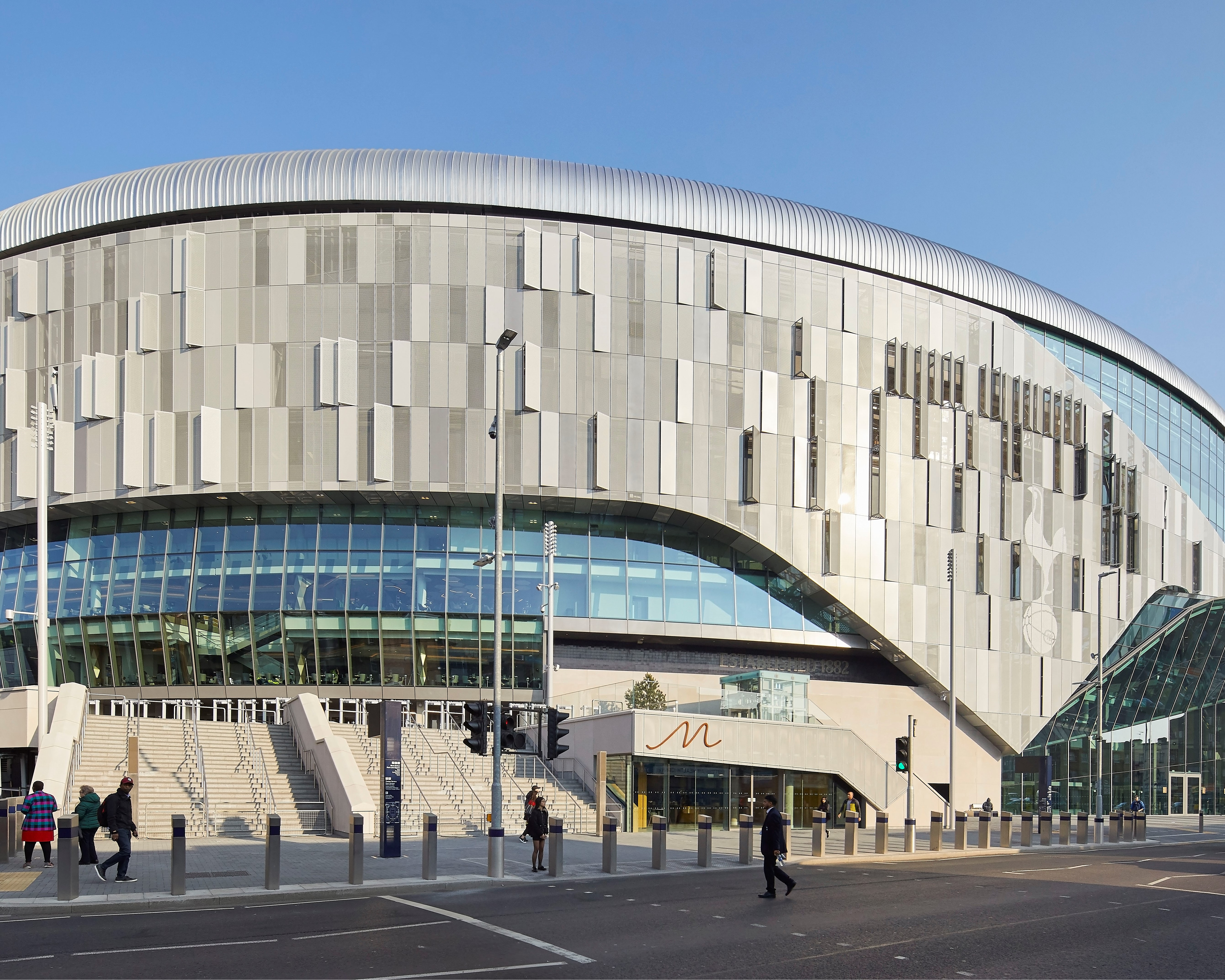Precast's Winning Tactics For Sports Venues | A Star Player In Sporting Venue Construction